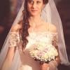 Sposa ritratto in Chiesa