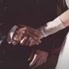 Sposi Dettaglio Mani