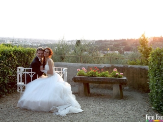 Sposi sulla Panchina