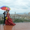 Panorama dal Piazzale Singing in the Rain