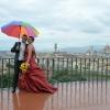 Panorama dal Piazzale Singing in the Rain
